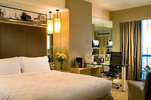 南京索菲特银河大酒店(高级大床房)