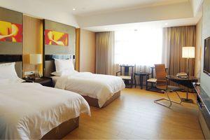 北海鼎元国际酒店(豪华房3晚+专车接送机+银滩帆船)