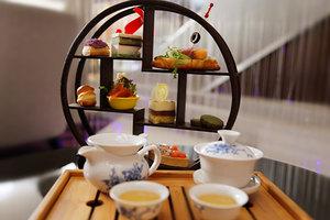 南京银城皇冠假日酒店(瓦特下午茶)