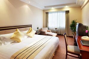 上海宾馆(【含早】高级房+上海外滩AR体验馆电子票2人)