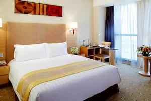 上海富豪金丰酒店(【周中】豪华房+火锅套餐)