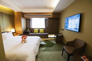 重庆狮璞酒店(雅致大床房)
