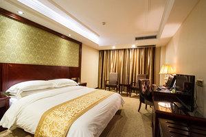 维也纳酒店(桂林火车站店)豪华大床/双床房(含早)+ 双人象鼻山门票