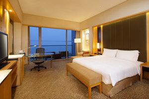 南京世茂滨江希尔顿酒店(希尔顿客房+双早+双晚)