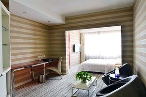 北京美豪富邦国际酒店(【晚间】豪华大床房-4小时)