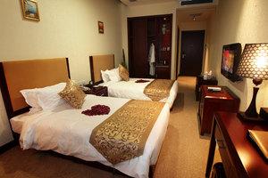沧州颐和神话SPA主题酒店(双床房)