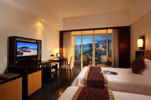 三亚胜意大酒店-180度豪华海景套房+免税店+旅拍