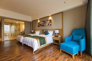 桂林罗山湖温泉度假酒店(豪华标间或大床房+无限温泉畅泡)