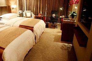 昆明徽商国际酒店(商务双床房+免费接送机+双早)
