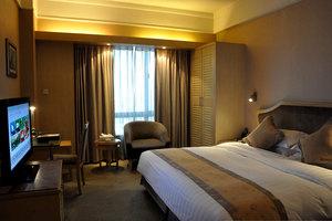 杭州金马国际酒店(【含早】高级房+杭州乐园门票2张)