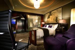 北京丽晶酒店(豪华大床房+下午茶+双早-2晚)