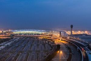 南京禄口机场铂尔曼大酒店(【含早】豪华房+双人下午茶