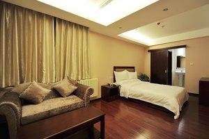 北京海逸华安酒店(商务大床房)