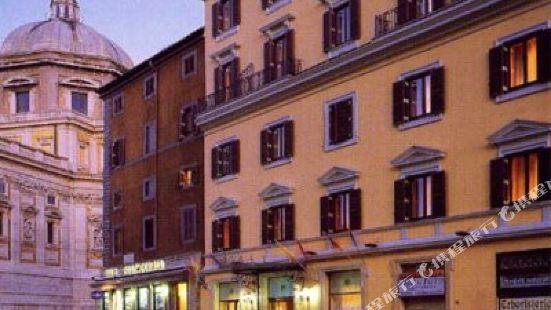 ホテル ガリア
