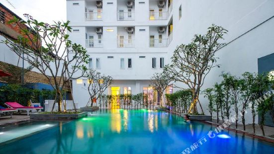 Frangipani Living Arts Hotel and Spa Phnom Penh