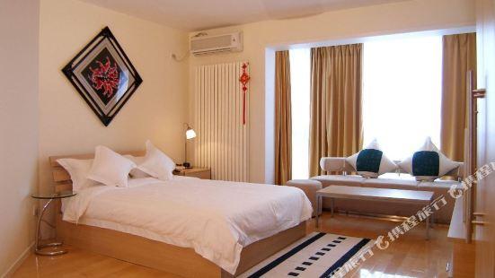 Lianjia Chain Apartment Hotel Changsha Dingwangtai