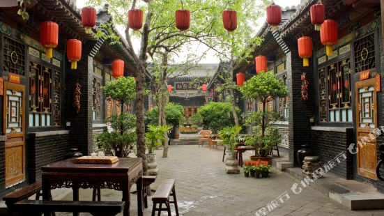 Shibo Cloud Hotel (Cheng's Courtyard, Pingyao Ancient City)