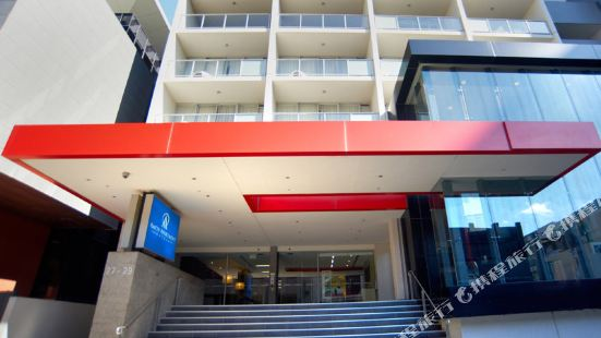Amity Apartment Hotels Melbourne