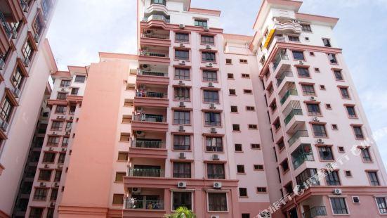 Aura Biru Suite Condo Kota Kinabalu