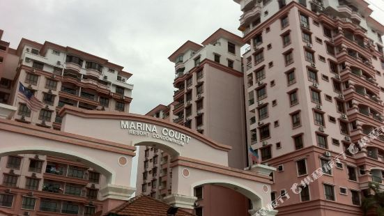 KK-Suites Residence @ Marina Court Resort Condominium