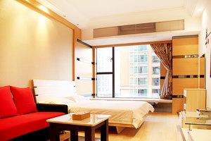 私享家连锁酒店公寓(广州珠江新城汇峰店) 豪华大床