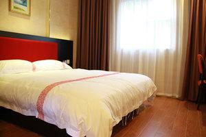 阳光假日酒店(南京大西门店)(标准大床房)