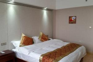 上海联泰假日酒店(标准大床房)