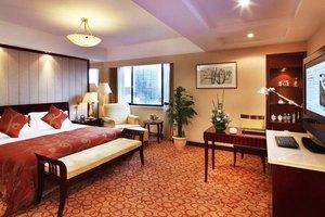 上海宾馆(主楼行政大床房+上海外滩AR体验馆2人)
