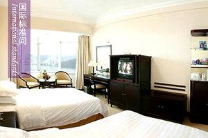 【含早】宜昌国际大酒店(国际标准间+两坝一峡+三峡