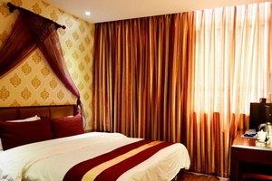 广州易达利精品酒店(印度风情大床房)