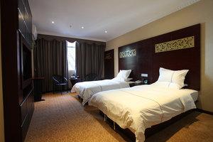 广州麦榕酒店(【周末通用】豪华双人房)
