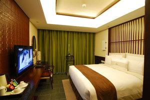 西安半坡湖酒店(豪华间+双人温泉+双早)