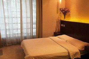 上海新时空众理酒店(商务大床房)
