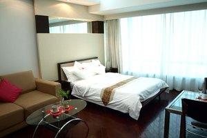 上海世纪时空酒店公寓(高级商务房)