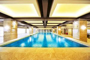 武汉丹枫白露酒店(健身会恒温游泳池次卡)