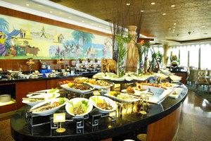 北京西苑饭店(紫金云顶海鲜旋转餐厅单人自助午餐)