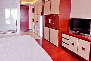 上海城市中心精品酒店式公寓(豪华房)