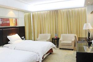 【含早】长沙湘府国际酒店(高级双人房)