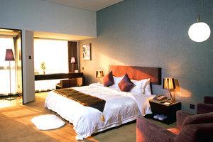 【含早】湖南茉莉花国际酒店(豪华客房)