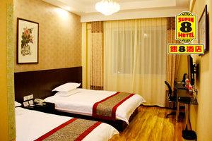 速8酒店(济南国际机场店)标准间+24小时免费接机