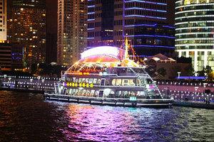 上海环球金融中心+浦江游船+AR体验馆