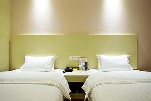 广州富诚商务酒店(标准双床房)