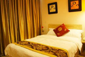 广州白云城市酒店(高级大床房)