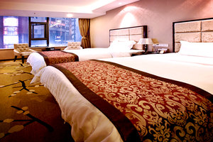 重庆琴台月酒店(【提前1天预约】豪华标准房)