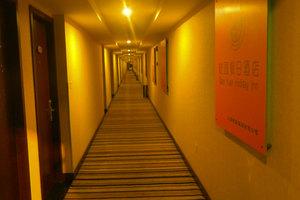 上海乾园假日酒店(家庭房)