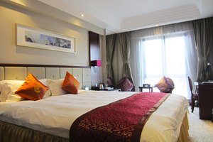 上海鑫煌精品酒店(豪华大床房)