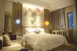 柏高酒店(广州东风路省政府店)豪华精品大床房3小时