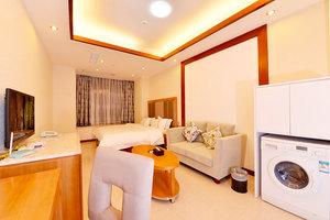 广州御江苑国际公寓(豪华大床房-3小时)