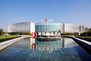 北京丽维赛德酒店-豪华园景房+园博游览