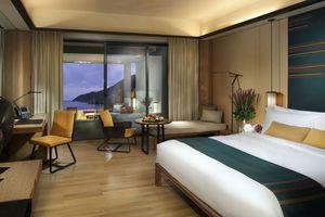 三亚半山半岛洲际度假酒店(水景阁+旅拍)